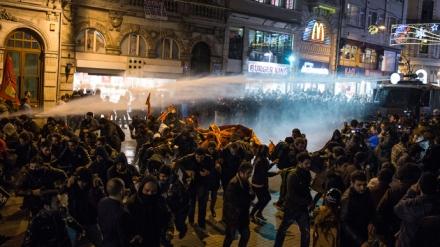 Turkey health ban aid